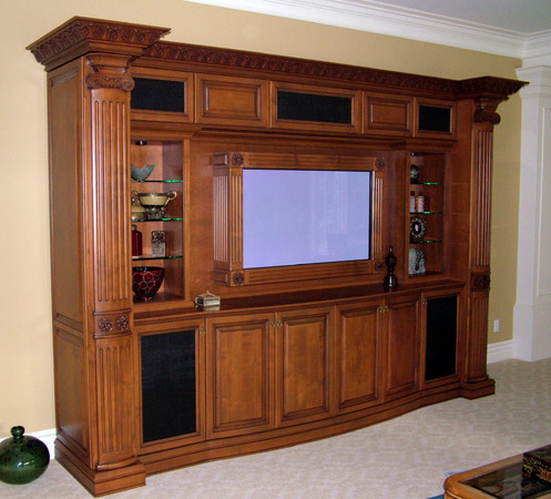 Entertainment And Bars Custom Cabinetry Design Southern California Closets Kitchens Centers Artful Craftsmen